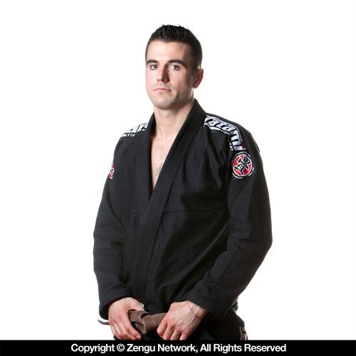 Tatami Tatami Nova Black Jiu Jitsu Gi with Free White Belt
